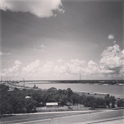 The mighty #mississippiriver