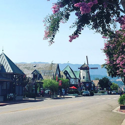 #solvang #california #cali #amtrakresidency #travel #travelgram