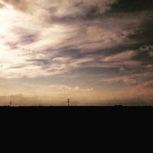 #Sunrise over #missouri