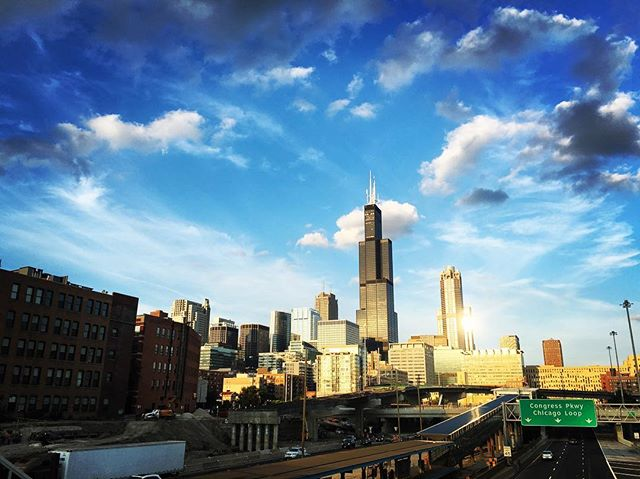 Hello, #chicago