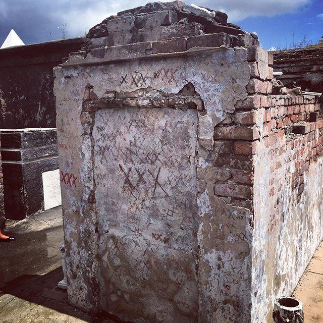#Tomb in #stlouiscemeteryno1