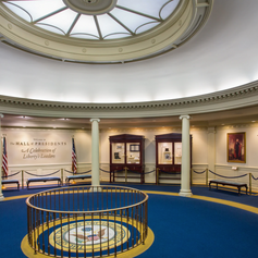 HALL OF PRESIDENTS GALLERY