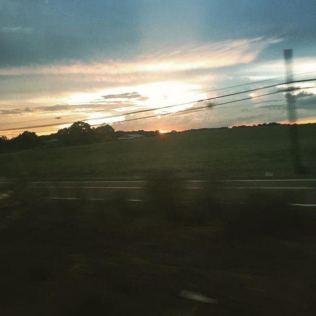 Beautiful #Virginia #sunset