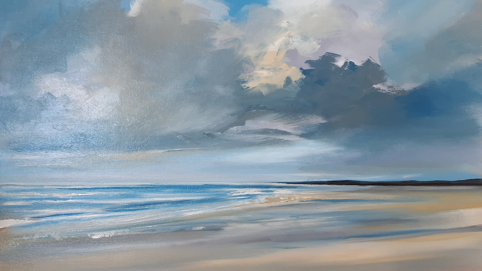 The beach at Lligwy Sold