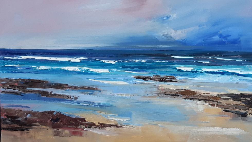Big Wave Cornwall #2 Sold