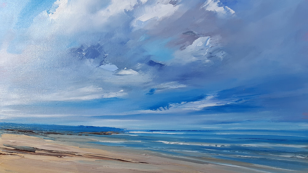 Blue Headland Sold