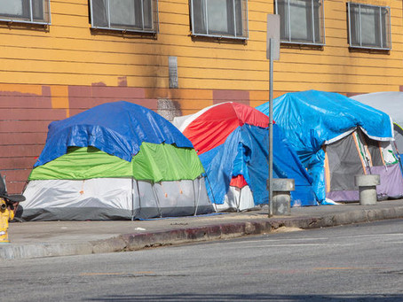 The Lookout: Cal bill aims to end homelessness; make housing a basic human right