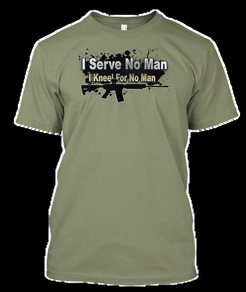 I serve no man Phillippians 2 10 front.p