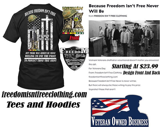 Because Freedom Isn't Free.JPG