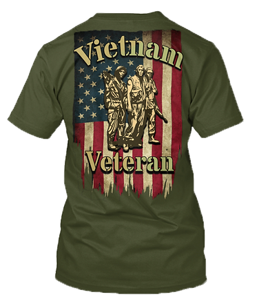 MEMORIAL DAY SPECIAL MILITARY GREEN BACK