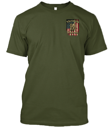 MEMORIAL DAY SPECIAL MILITARY GREEN FRON