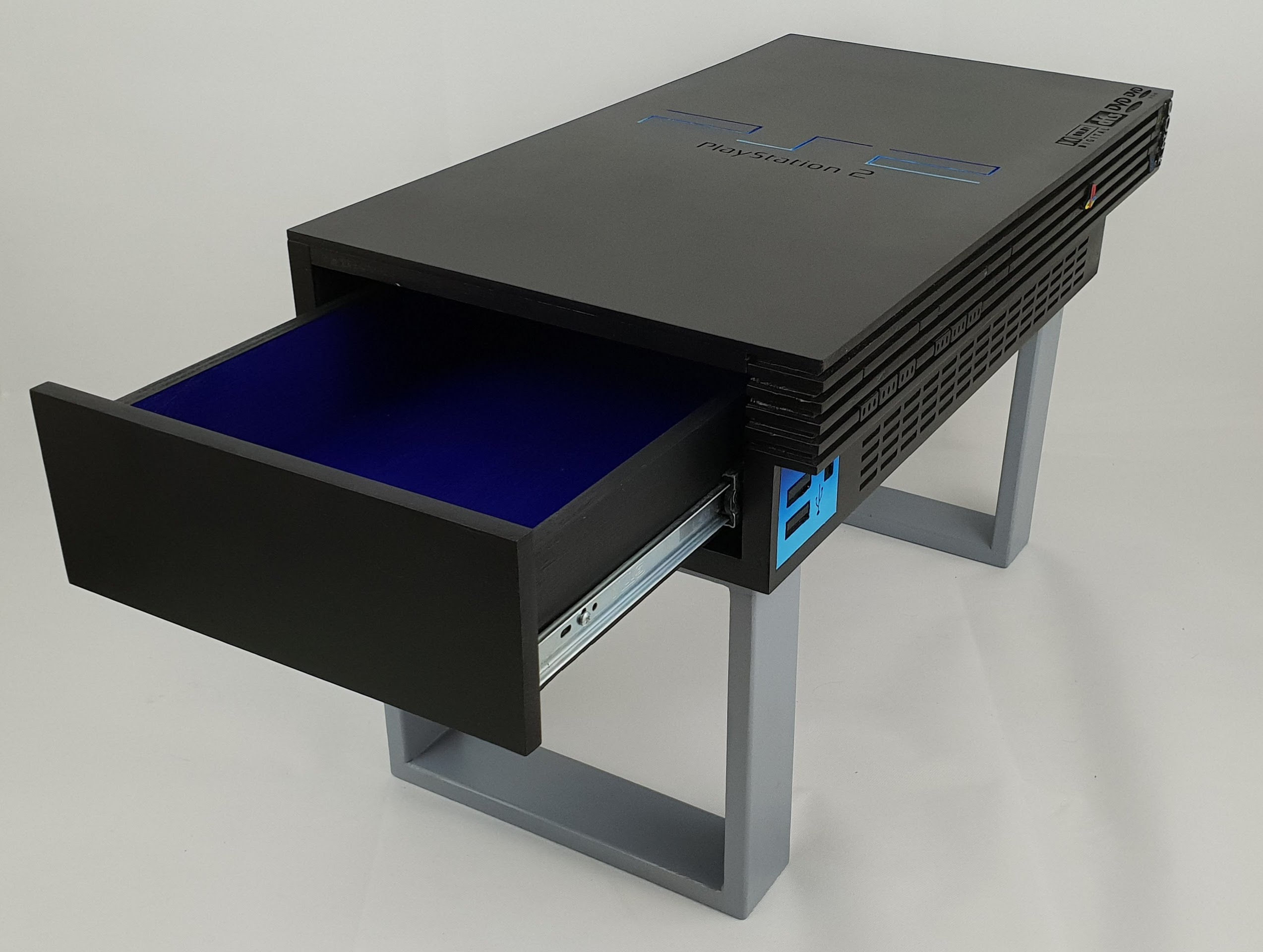 Playstation 2 table 6