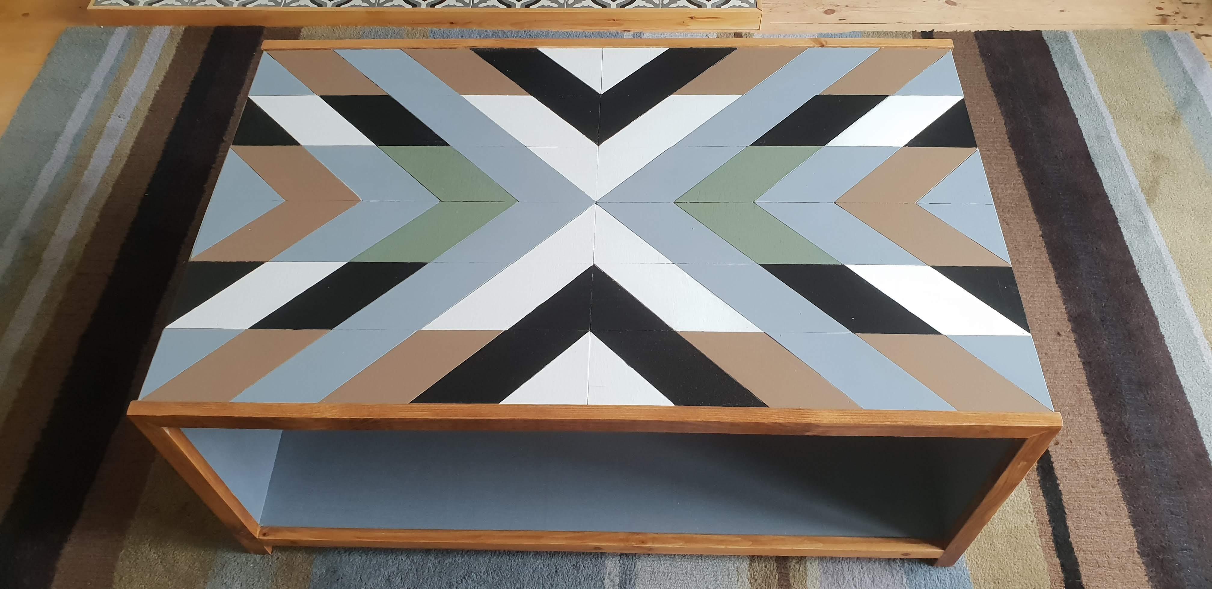Geometric table 1