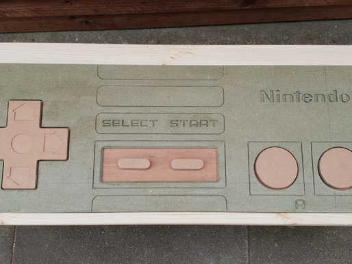 Nintendo NES Controller table