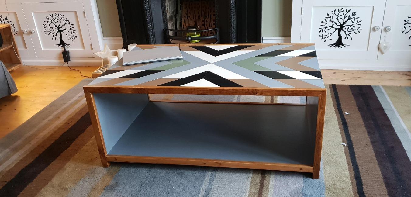 Geometric table 2