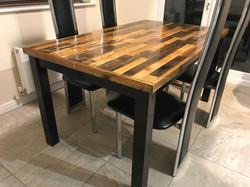 Scandal inspired table 2