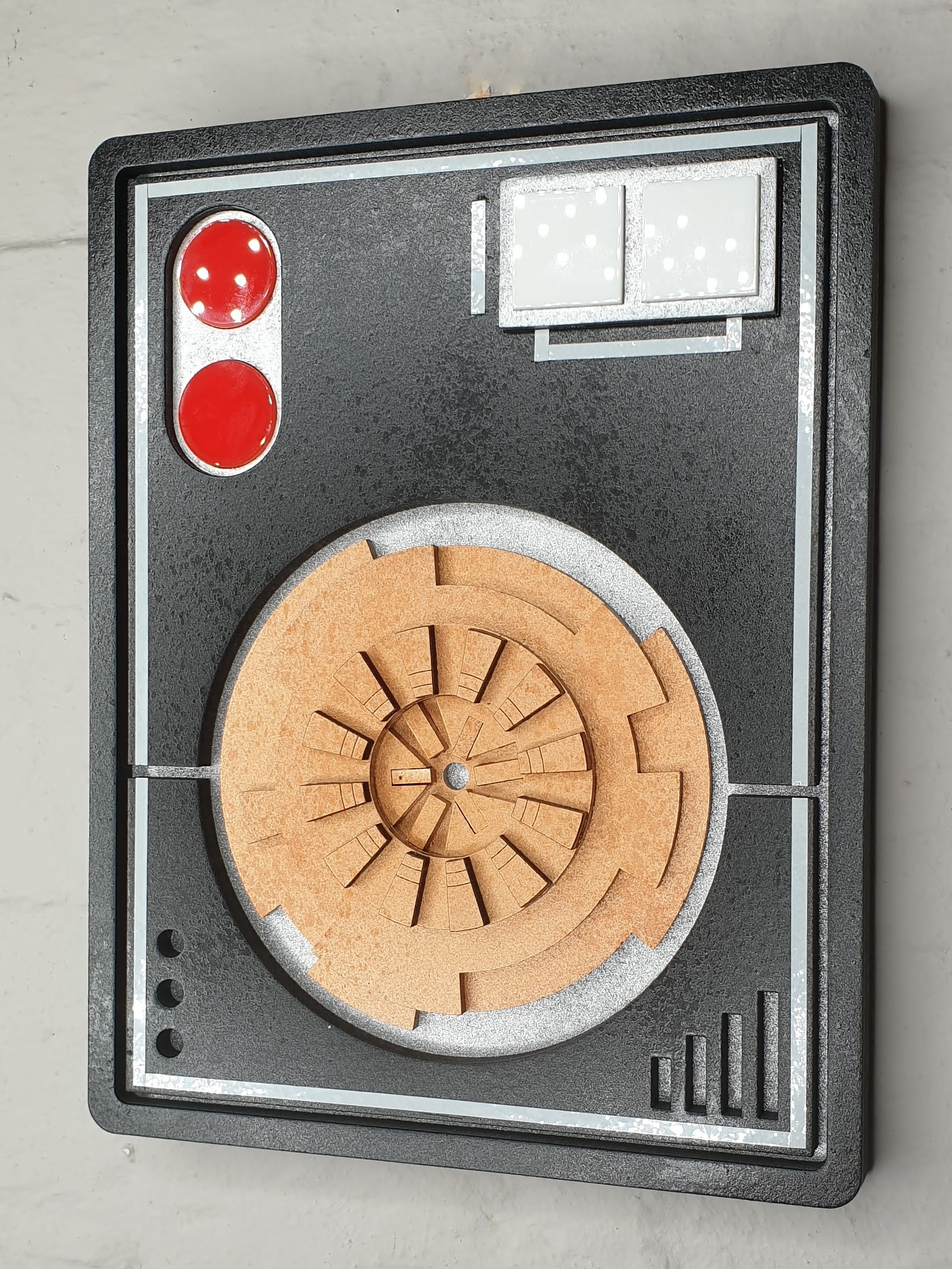 Droid access panel