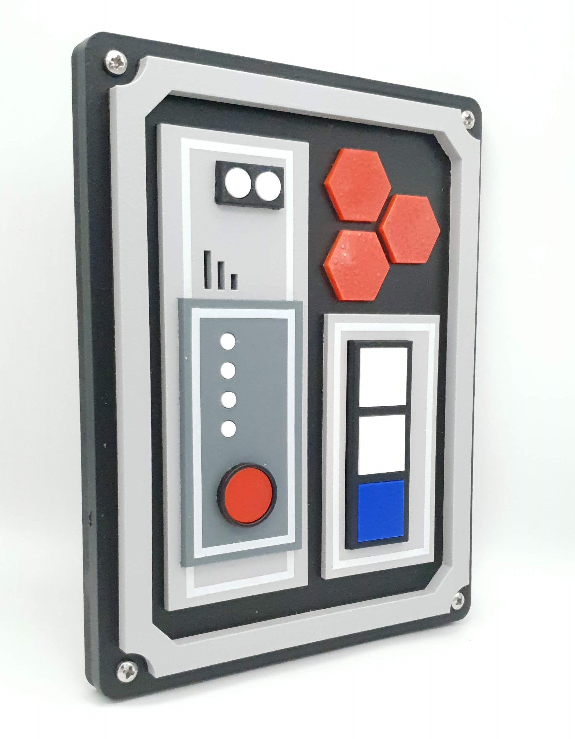 Star Wars control panel