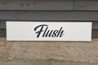 Flush Cistern lid