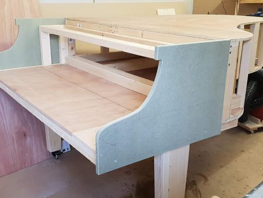 Grand Piano build