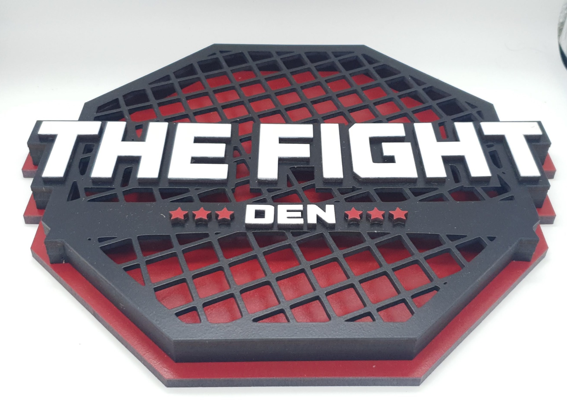The Fight Den logo