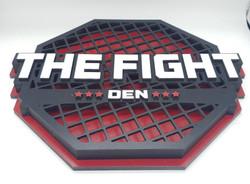 The Fight Den logo