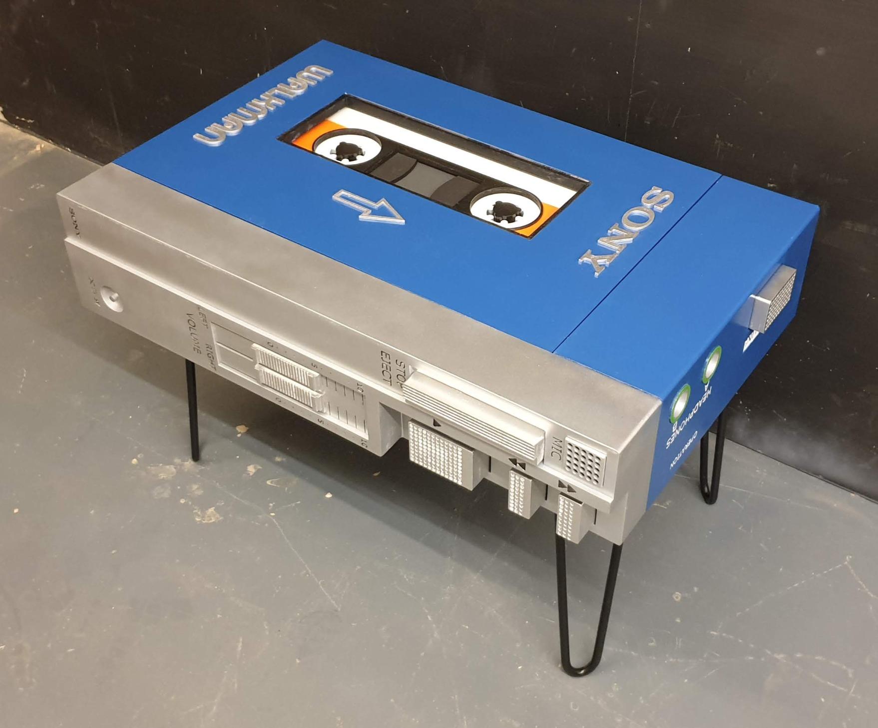 Walkman Table 1