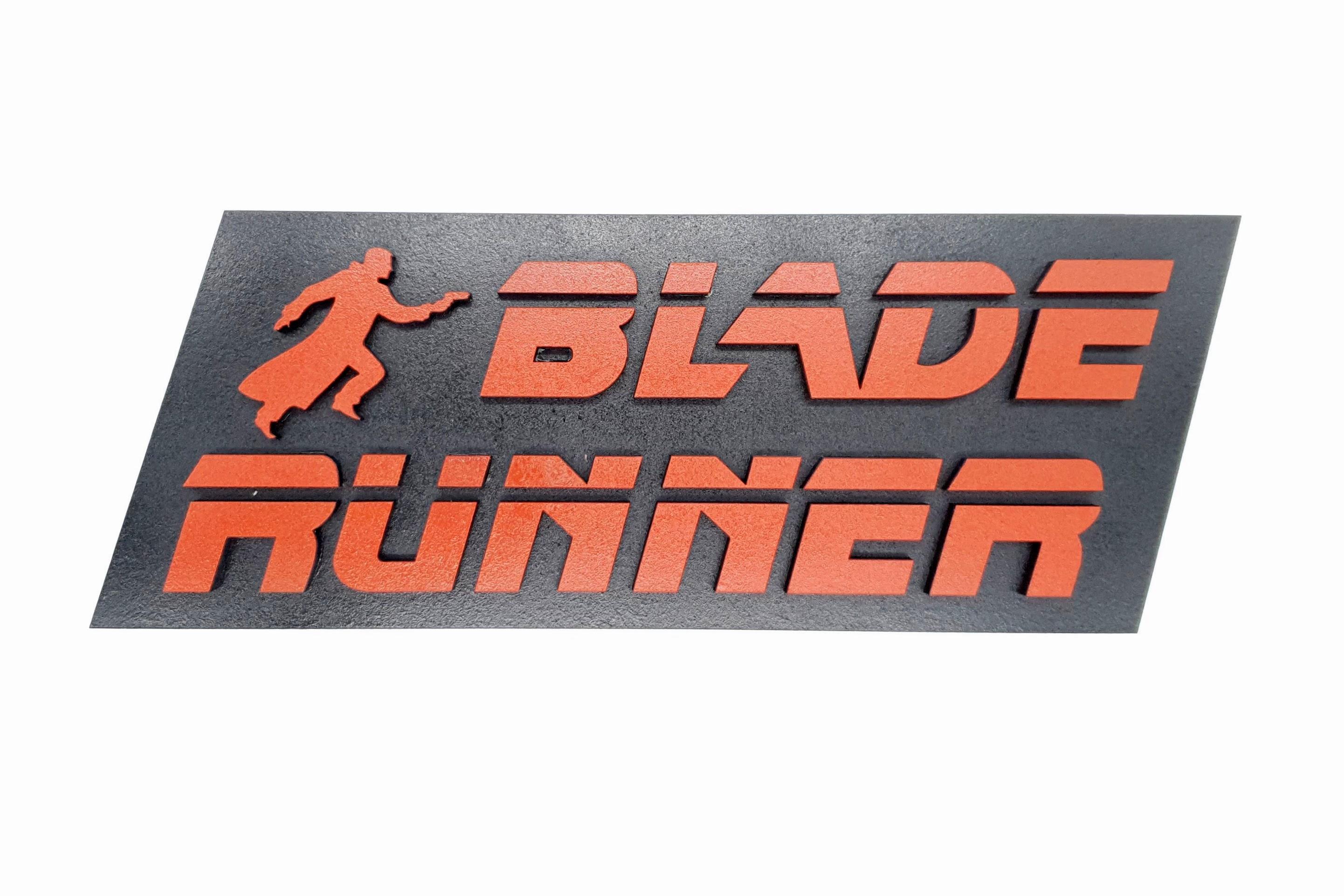 Blade runner sign