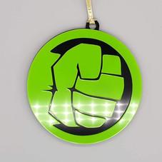 Incredible Hulk Bauble