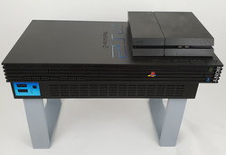 Play station 2 table