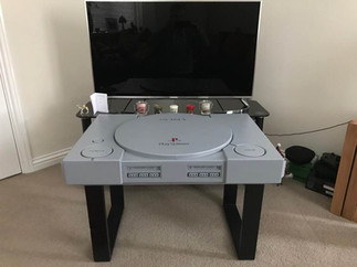 Playstation 1 Table