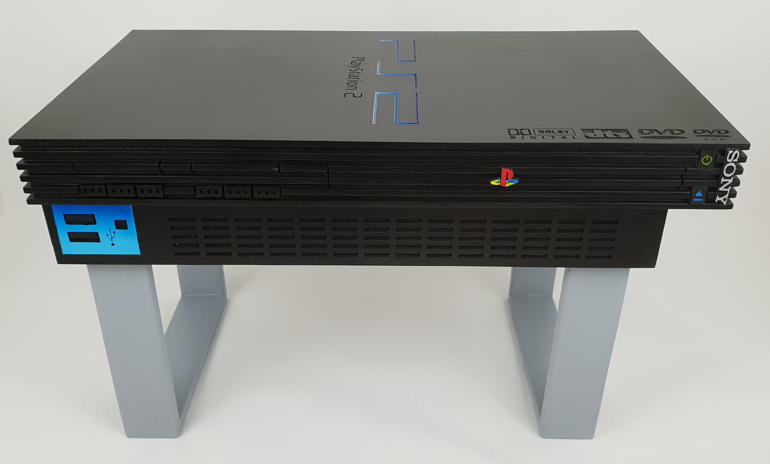 Playstation 2 table 2