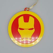 Acrylic Ironman Bauble