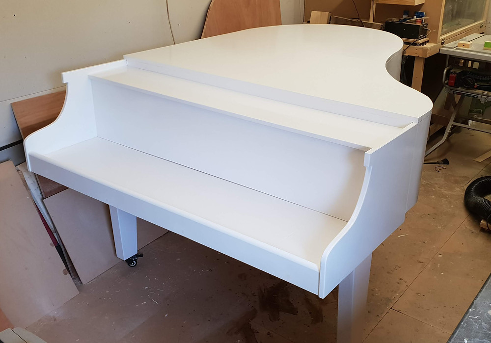 Grand Piano Stage Prop