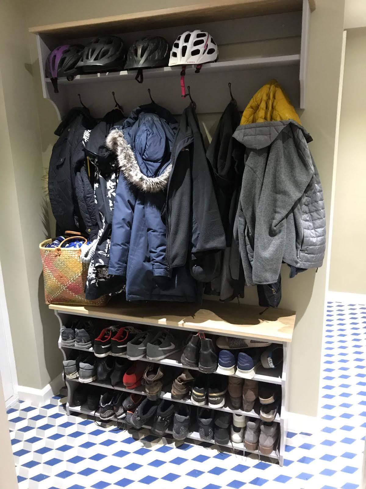 Hat & coat rack