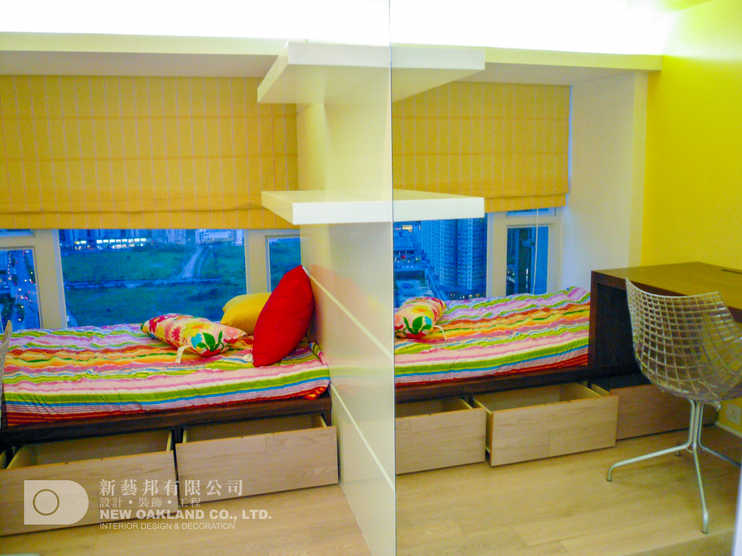 Bedroom - Metro Town Model Flat, Tiu Keng Leng