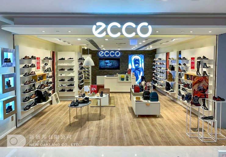 Shop front - ECCO, Harbour North, Tsim Sha