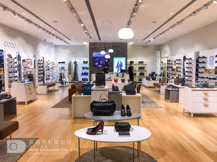 Sales area - ECCO, The Parisian, Macau