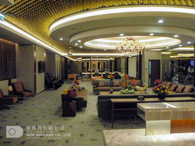 Lobby - The Apex Horizon, Kwai Chung