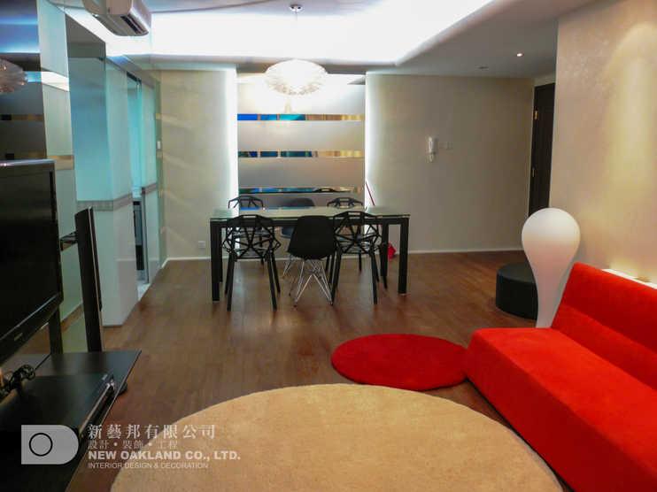 Dining Room - Metro Town Model Flat, Tiu Keng Leng