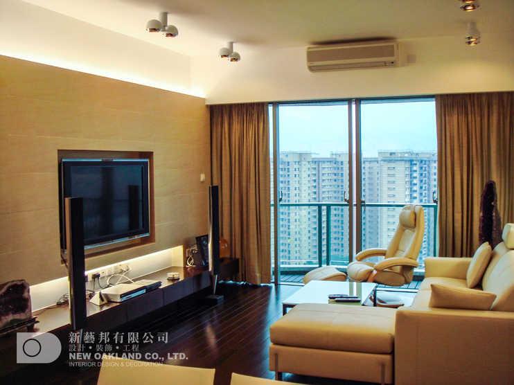 Living Room - Parc Palais, Ho Man Tin