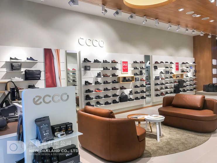 Sales area - ECCO, Galaxy Hotel, Macau