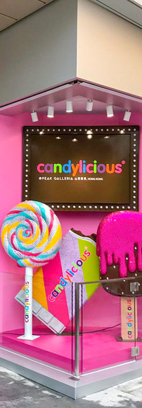 Candylicious, The Peak