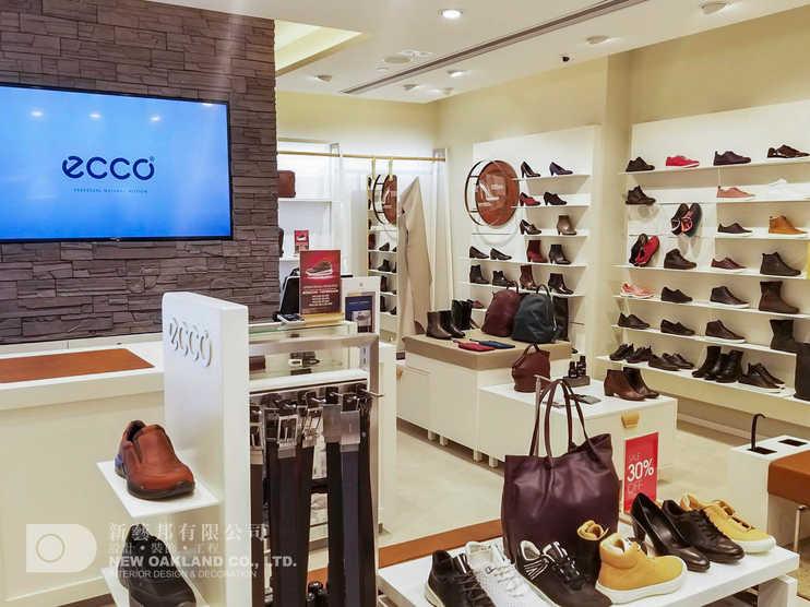Sales area - ECCO, Olympian City, Kowloo
