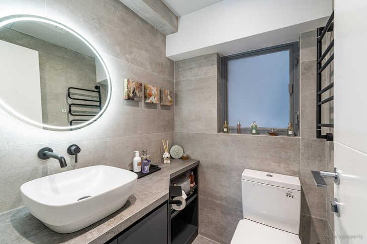 Washroom - Grand Promenade, Sai Wan Ho