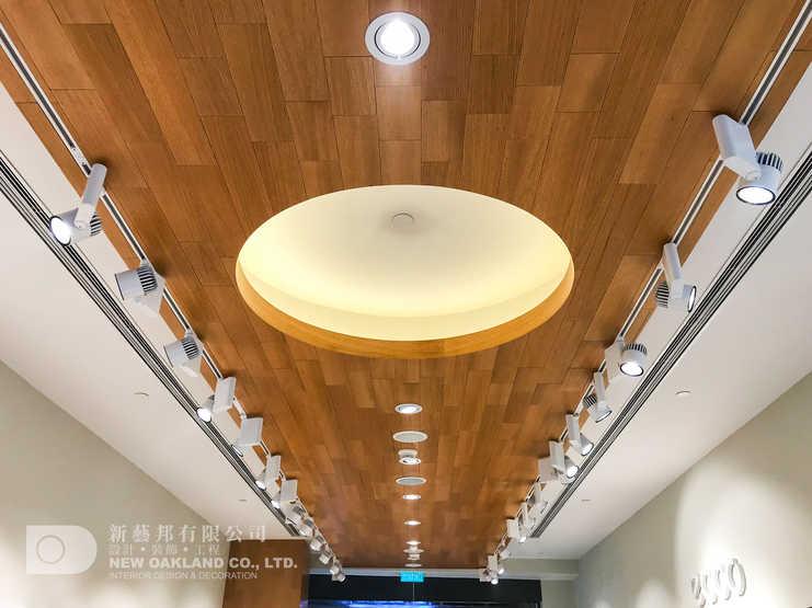 Ceiling decoration - ECCO, Galaxy Hotel,
