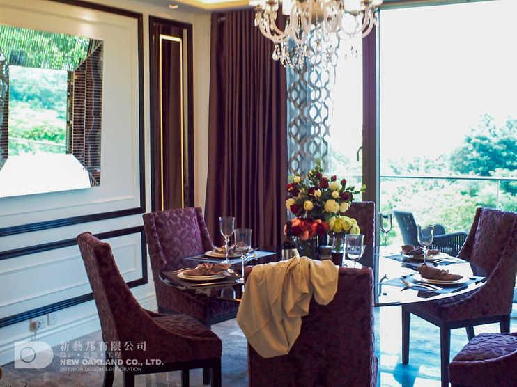 Dining Room - Cheung Kong Model Flat, Tung Chung