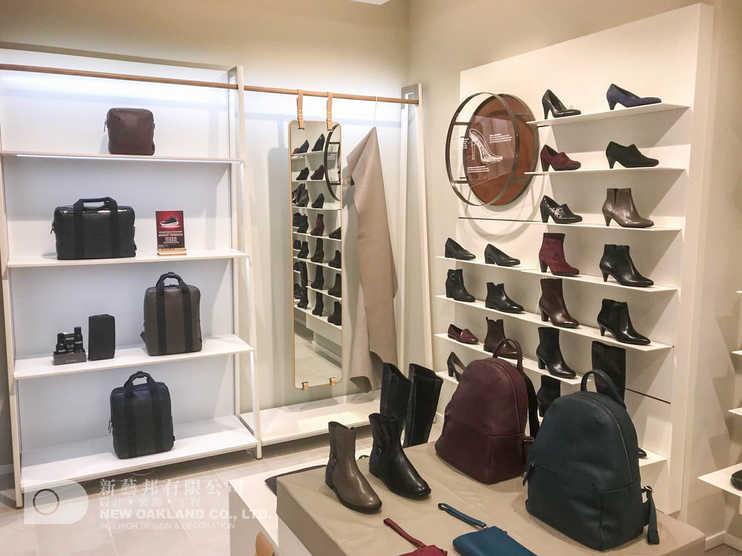 Interior display - ECCO, Olympian City,