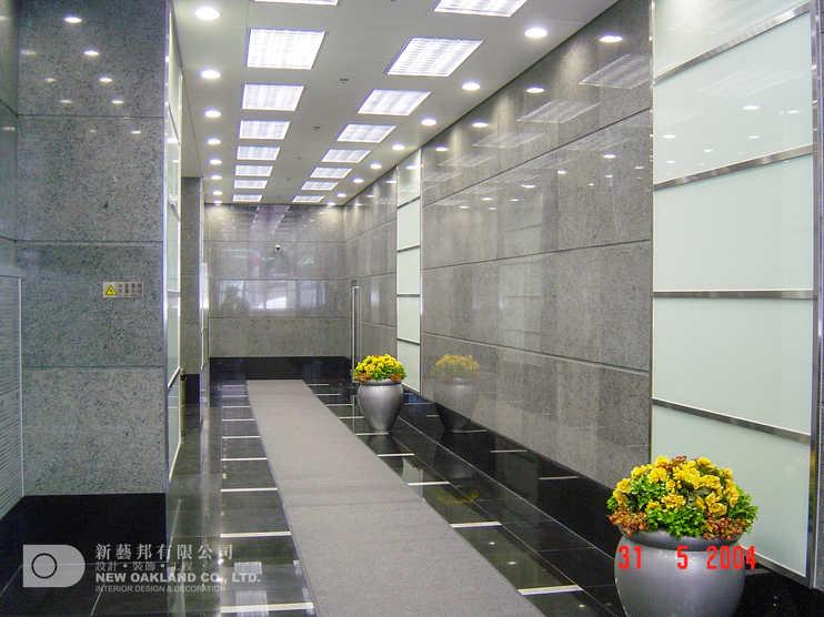 Lobby - Goldfield Industrial Centre, Sha