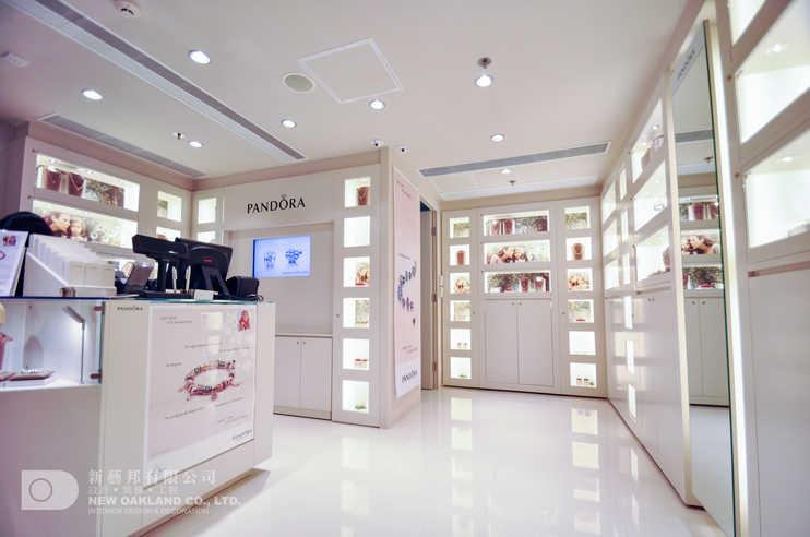 Sales area - Pandora, Harbour City, Tsim